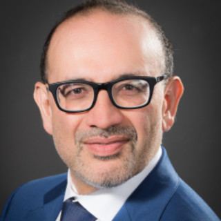 Ashesh Mehta, MD