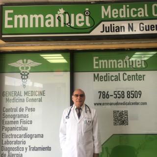 Julian Guerrero, MD