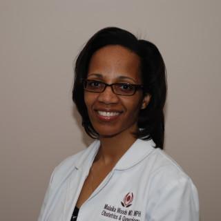 Malaika Woods, MD