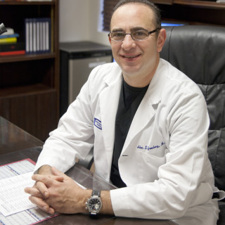 Adam Greenberg, MD