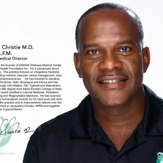 Donovan Christie Sr., MD