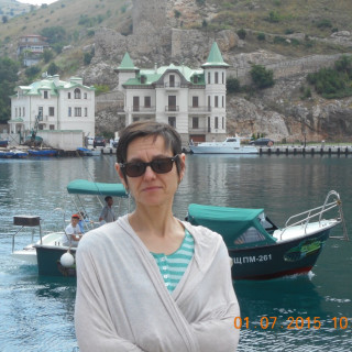 Irina Koukharenko, MD