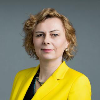 Magdalena Plasilova, MD