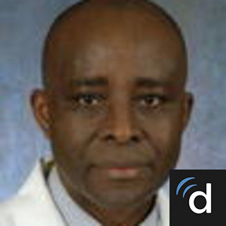 Martin Ojong-Ntui, MD, Radiation Oncology, Washington, DC, George Washington University Hospital