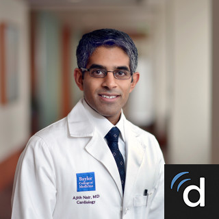 Ajith Nair, MD, Cardiology, Houston, TX, Baylor St. Luke's Medical Center