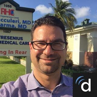 Michael Brucculeri, MD, Nephrology, Clearwater, FL, Morton Plant Hospital