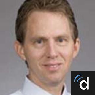 Curtis Rasfeld, PA, Physician Assistant, Charlotte, NC, Atrium Health's Carolinas Medical Center