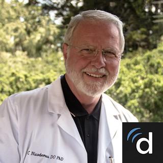 Clarence Nicodemus, DO, Physical Medicine/Rehab, East Lansing, MI, Community Hospital of the Monterey Peninsula