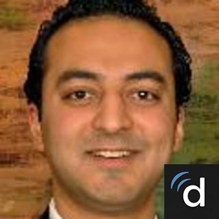 Sanjay Gill, MD, Cardiology, Chicago, IL, Advocate Illinois Masonic Medical Center