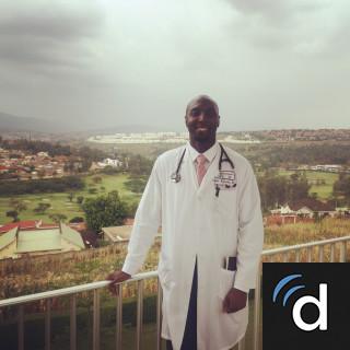 Ofole Mgbako, MD, Internal Medicine, New York, NY