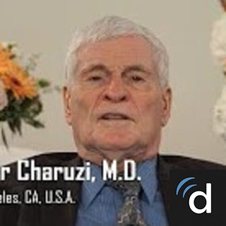 Yzhar Charuzi, MD, Cardiology, Los Angeles, CA, Cedars-Sinai Medical Center