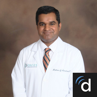 Mathew Abraham, MD, Physical Medicine/Rehab, Blue Bell, PA, Phoenixville Hospital