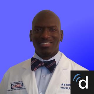 Edwin Kendrick III, MD, Vascular Surgery, La Verne, CA, San Dimas Community Hospital