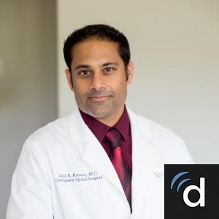 Anil Kesani, MD, Orthopaedic Surgery, North Richland Hills, TX, Baylor Scott & White Medical Center - Trophy Club