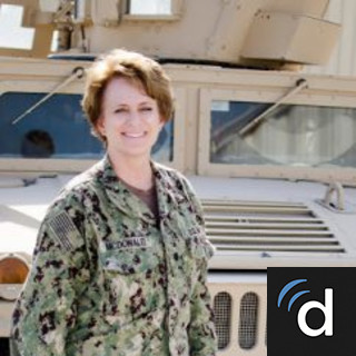 Catherine McDonald, Family Nurse Practitioner, Portsmouth, VA, Naval Medical Center