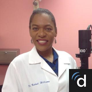 Nahndi (Williams) Bush, MD, Ophthalmology, Clifton, NJ, University Hospital