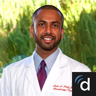 Dr  Amit Patel, Oncologist in Jersey City, NJ | US News Doctors