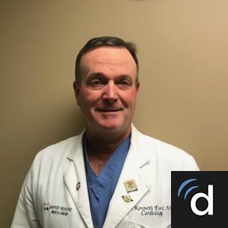 James Ford, MD, Cardiology, Paducah, KY, Baptist Health Paducah