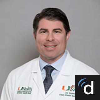 Lee Kaplan, MD, Orthopaedic Surgery, Coral Gables, FL, University of Miami Hospital