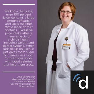 Dr  Julie Benard, Pediatrician in Columbia, MO | US News Doctors