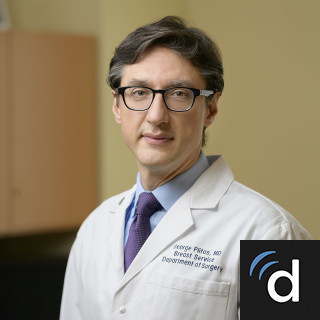 George Plitas, MD, General Surgery, New York, NY, Memorial Sloan-Kettering Cancer Center