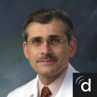 Frank Baciewicz Jr., MD, Thoracic Surgery, Detroit, MI, DMC - Detroit Receiving Hospital