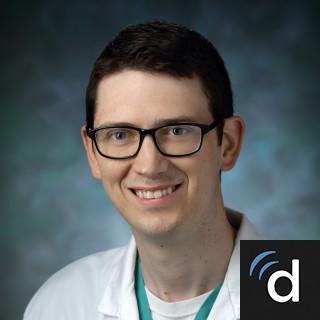 Jeffrey McCue, PA, Emergency Medicine, Baltimore, MD, Johns Hopkins Bayview Medical Center