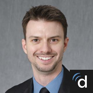 Harrison Reed, PA, Critical Care, Washington, DC, George Washington University Hospital