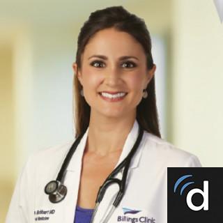 Alyssa Burkhart, MD, Internal Medicine, Billings, MT, Billings Clinic