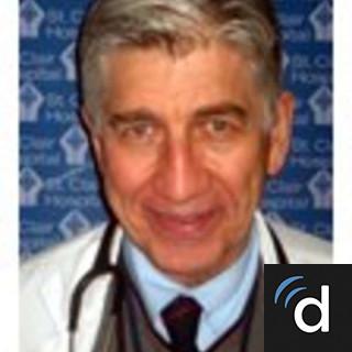 John Prendergast, MD, Geriatrics, Pittsburgh, PA, St. Clair Hospital