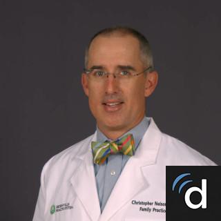 Christopher Nelson, MD, Family Medicine, Laurens, SC, Prisma Health Greenville Memorial Hospital