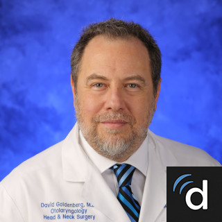 David Goldenberg, MD, Otolaryngology (ENT), Hershey, PA, Penn State Milton S. Hershey Medical Center