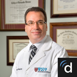Darren Rosenberg, DO, Physical Medicine/Rehab, Framingham, MA, Newton-Wellesley Hospital