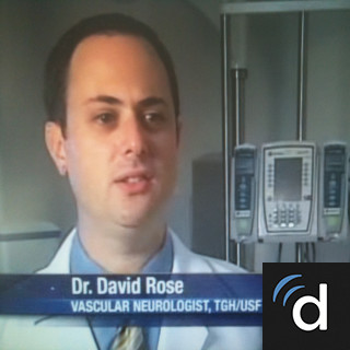 David Rose, MD, Neurology, Tampa, FL, Tampa General Hospital