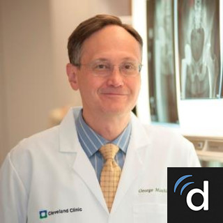 George Muschler, MD, Orthopaedic Surgery, Cleveland, OH, Cleveland Clinic