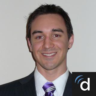 Dr David Rasmussen Emergency Medicine Physician In