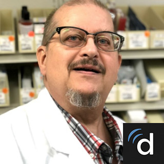 David Heckman, Pharmacist, Roswell, NM