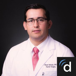 Alonso Andrade, MD, General Surgery, El Paso, TX, University Medical Center of El Paso