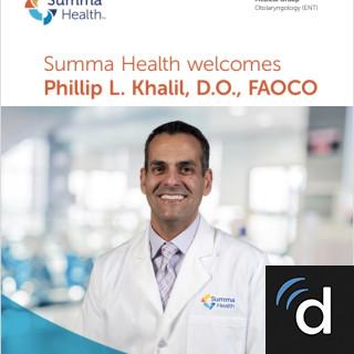 Dr  Samuel Albert, ENT-Otolaryngologist in Akron, OH | US News Doctors