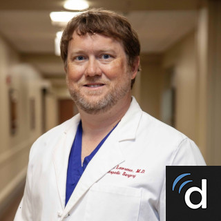Brent Lawrence, MD, Orthopaedic Surgery, Hot Springs, AR, National Park Medical Center