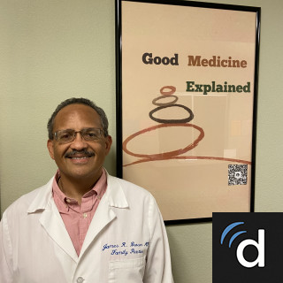 James Brown, MD, Family Medicine, Rancho Cucamonga, CA, San Antonio Regional Hospital