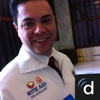 Andre Leandro, Pharmacist, Lebanon, PA