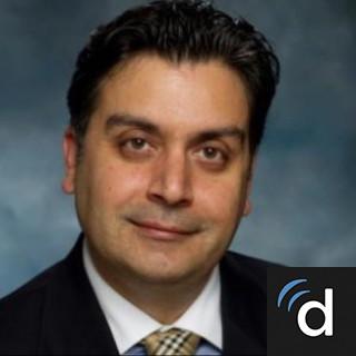 Abdolreza (Esfahani Zadeh) Esfahanizadeh, MD, Child Neurology, New Brunswick, NJ, Robert Wood Johnson University Hospital