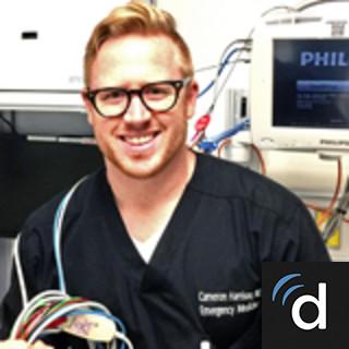 Cameron Harrison, MD, Emergency Medicine, North Haven, CT