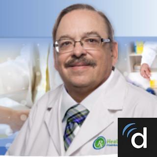 Rick Searfoss, Pharmacist, Hillsdale, MI