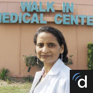 Usha Jain, MD, Emergency Medicine, Orlando, FL, Orlando Regional Medical Center