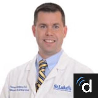 Thomas Zanders, DO, Pulmonology, Bethlehem, PA, St. Luke's University Hospital - Bethlehem Campus