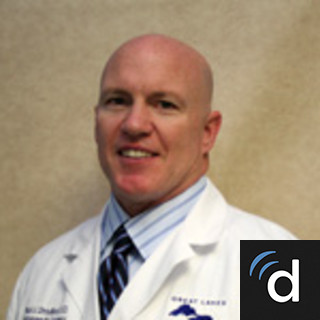 Paul Drouillard, DO, Orthopaedic Surgery, Garden City, MI, Garden City Hospital