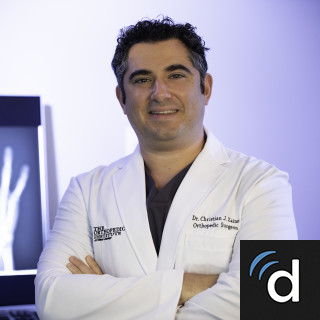 Christian Zaino, MD, Orthopaedic Surgery, Morristown, NJ, Morristown Medical Center