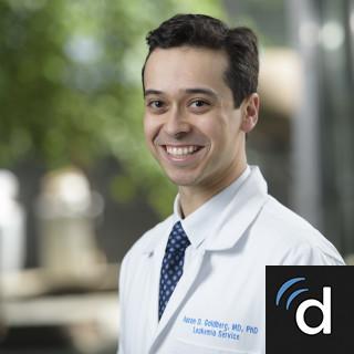 Aaron Goldberg, MD, Hematology, New York, NY, Memorial Sloan-Kettering Cancer Center